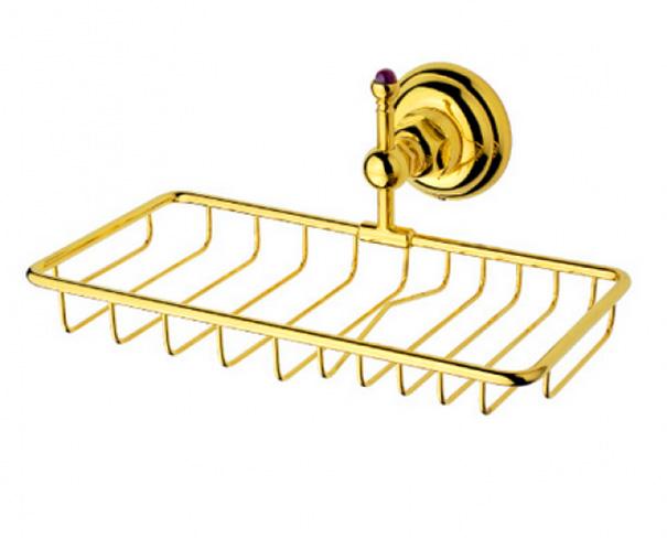 Мыльница Nicolazzi Classica 1493GO, золото