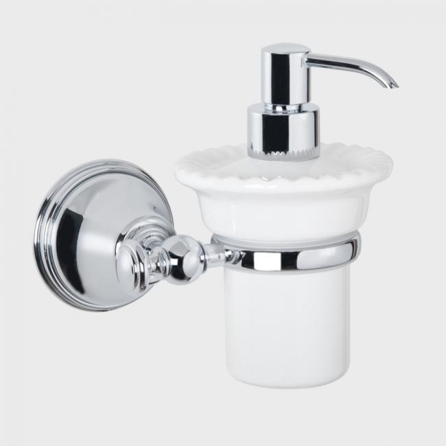 Дозатор жидкого мыла Tiffany World Harmony TWHA108cr, хром