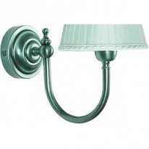 Настенная лампа светильника Tiffany World Harmony TWHA029cr без абажура, хром