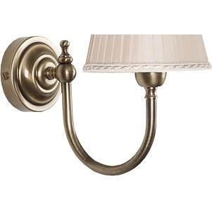 Настенная лампа светильника Tiffany World Harmony TWHA029br без абажура, бронза