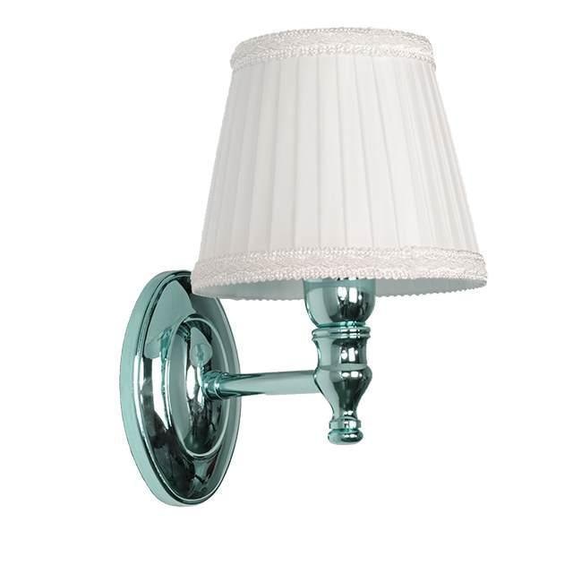 Лампа светильника Tiffany World Bristol TWBR039cr без абажура, хром