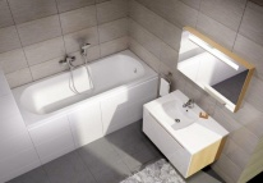 Ванна акриловая Ravak Domino 150х70 C641000000