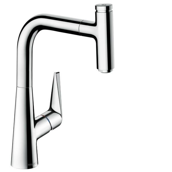 Смеситель Hansgrohe Talis Select S 220 72822000 для кухонной мойки, хром