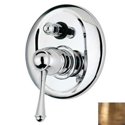 Смеситель Bandini Antico 854620YY01 для ванны/душа, бронза/ручка металлическая Antico