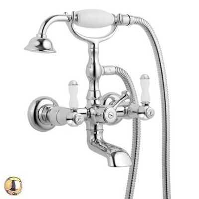 Смеситель Bandini Antica 544720KK06 для ванны/душа, золото