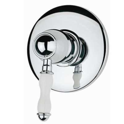 Смеситель Bandini Antico арт. 8546200000 для душа, ручка керамическая Antico, хром