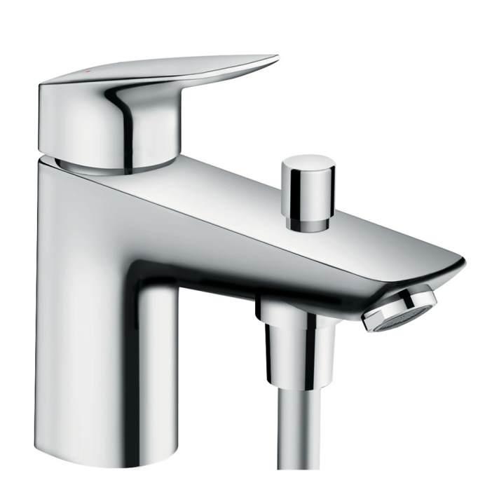 Смеситель для ванны и душа Hansgrohe Logis 71315000 Monotrou