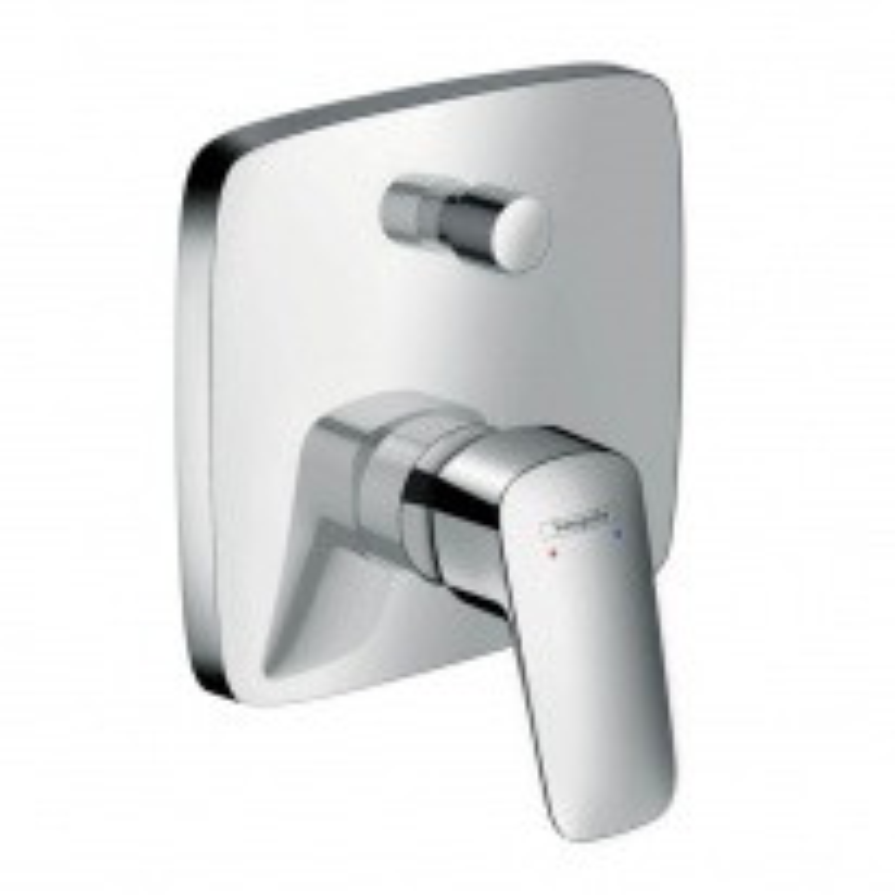Смеситель для ванны Hansgrohe Logis 71407000