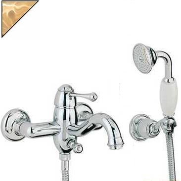 Смеситель Bandini Antico 855120ZZ00 для ванны/душа, цирконий/металлическая Antico