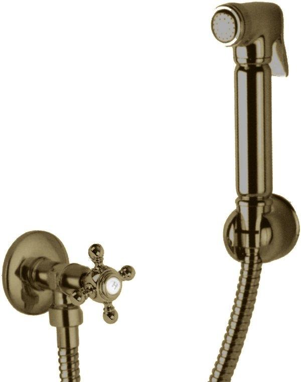 Гигиенический душ Cezares LORD-KS-02, бронза