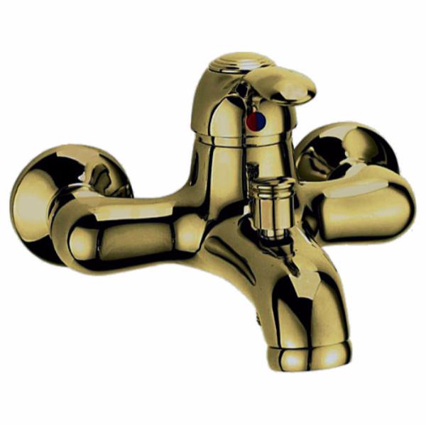 Смеситель Cezares Lira LIRA-VDM1-02 для ванны/душа, бронза