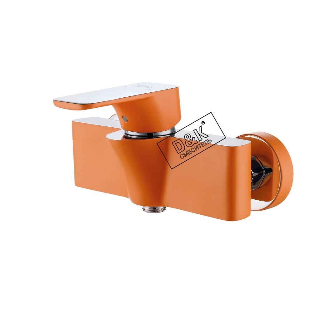 Смеситель D&K Berlin DA1433113 для душа, оранжевый