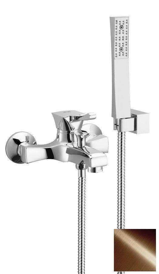 Смеситель Effepi Chic 42008-br для ванны, цвет бронза