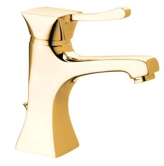 Смеситель Effepi Chic 42032-gold для раковины, цвет золото