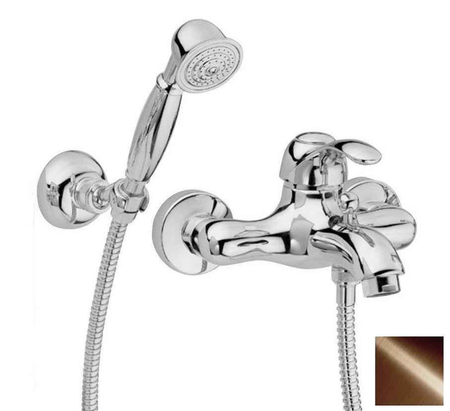 Смеситель Effepi Lares 29008-br для ванны и душа, цвет бронза