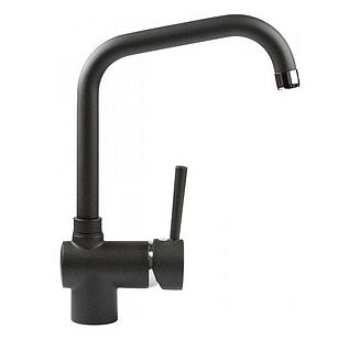 Смеситель Italmix INDUSTRIAL ID 0630 LAV для кухни, цвет LAVA чёрный металлик