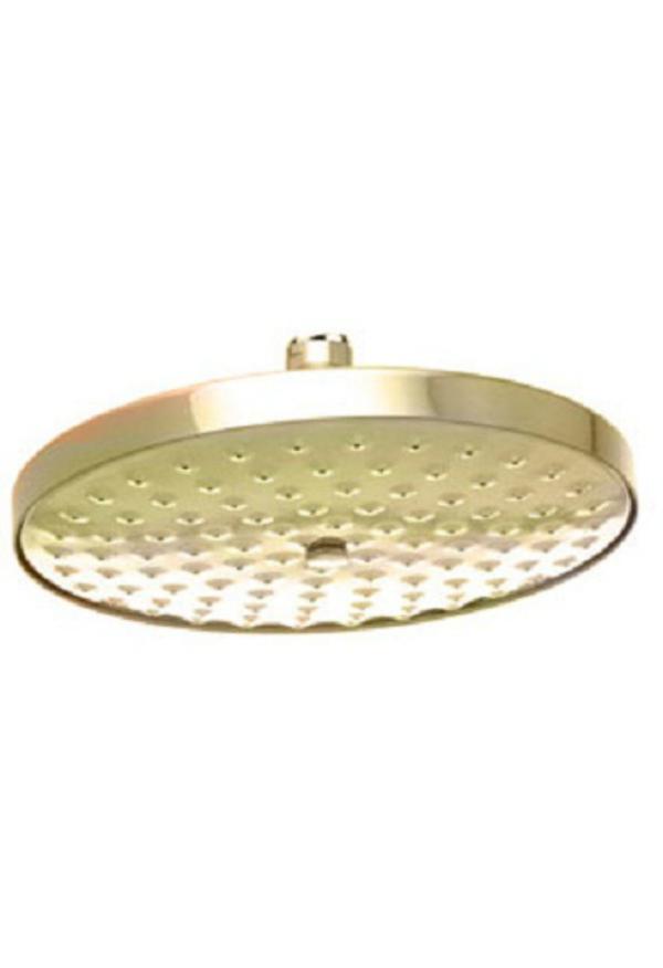 Верхний душ Margaroli Luxe 208, арт. 208GO, золото