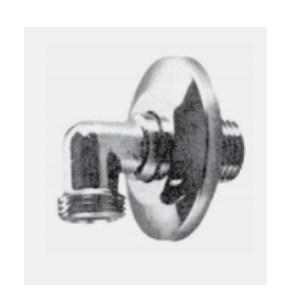 Шланговое подсоединение Nicolazzi Doccia арт. 5526CR, хром