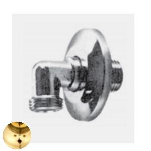 Шланговое подсоединение Nicolazzi Doccia арт. 5526GO, золото