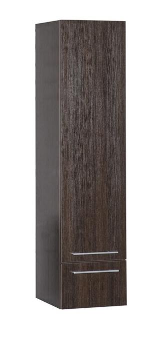 Пенал Aquanet Нота 40 00168883, цвет черный