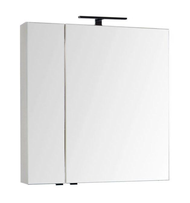 Зеркало-шкаф Aquanet Эвора 80 00184008, цвет крем