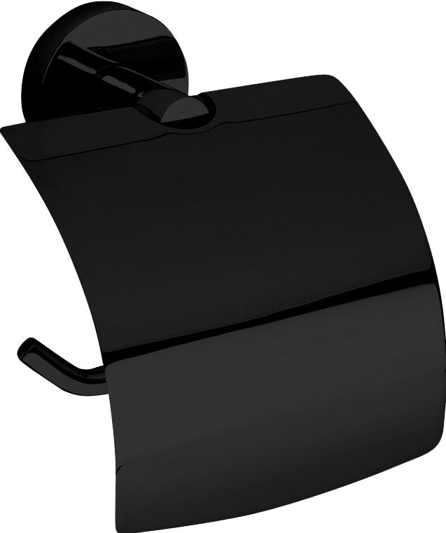 Держатель туалетной бумаги Bemeta Dark 104112010