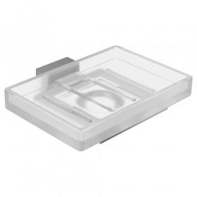 Мыльница настенная Jacob Delafon Mecanique стекло/хром E77868-CP