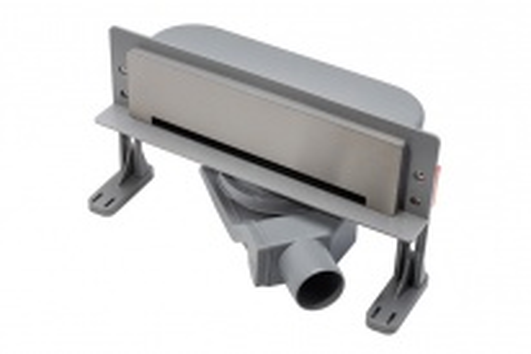 Душевой лоток Pestan Confluo Premium Wall Drain пристенный, нержавеющая сталь 13100060