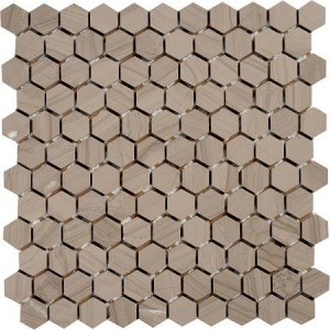 Мозаика MN162HMA Primacolore 25x25 hexagon/300х300 - 0.99