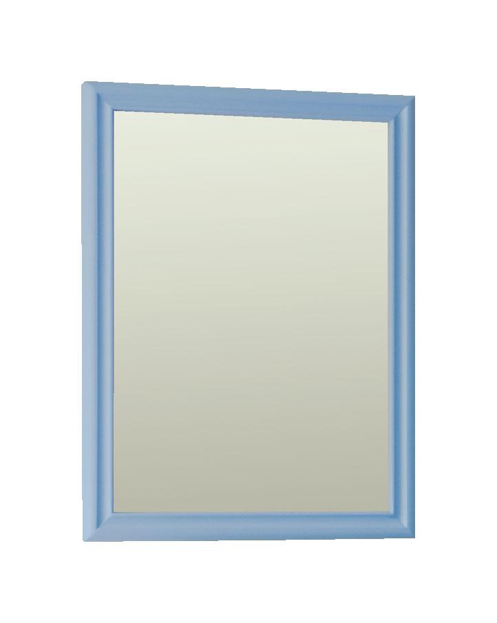 Зеркало Аллигатор АРНО 1-65, цвет голубой, 65*80*2 см