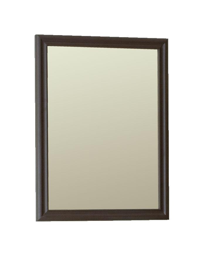 Зеркало Аллигатор АРНО 1-65, цвет коричневый, 65*80*2 см