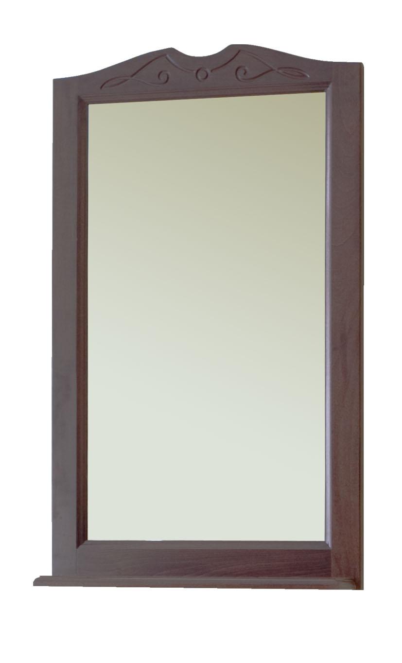 Зеркало Аллигатор МИЛАНА 1-60, цвет венге, 60*99,5*14 см