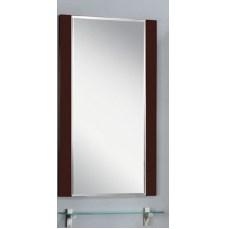 Зеркало Акватон Ария 65 арт. 1337-2.103 тёмно-коричневое, 65*85,8*2,1 см