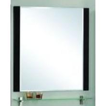 Зеркало Акватон Ария 80, черный глянец арт. 1A141902AA950