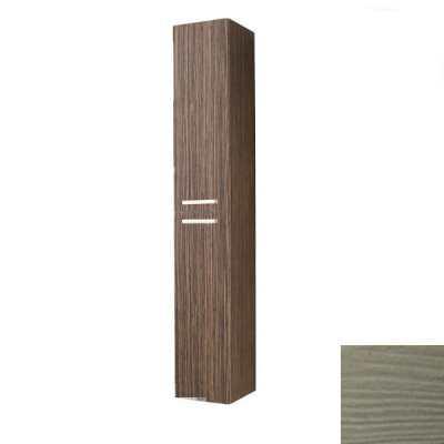 Шкаф-колонна Акватон МАДРИД М арт. 1A129603MAP80 лиственница серая