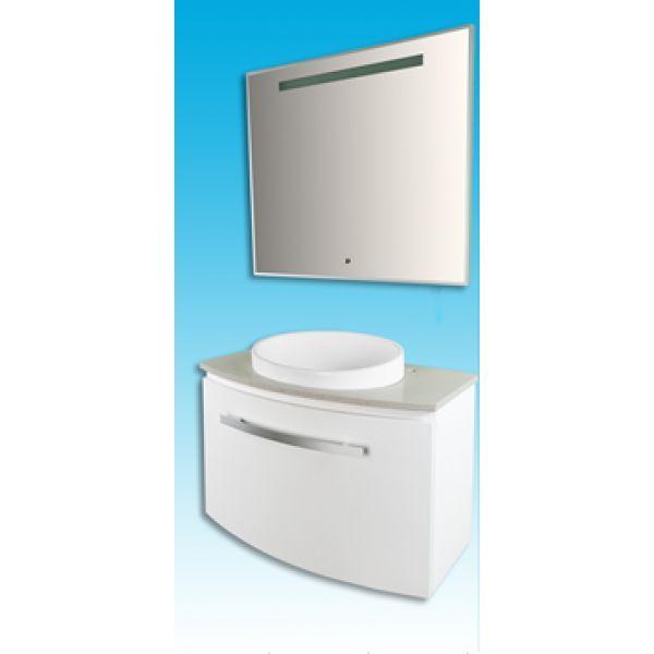 Мебель для ванной комнаты Timo Saimaa White 18029, белый