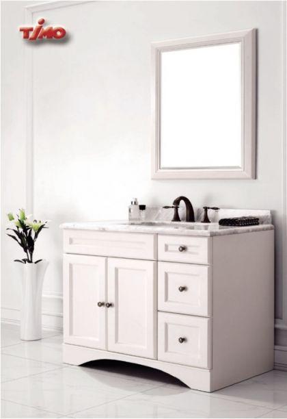 Мебель для ванной комнаты Timo (Тимо), арт. Т-19710B, цвет белый