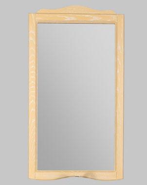 Зеркало Tiffany 363 avorio decape, 63*116 см, цвет слоновая кость Avorio decape