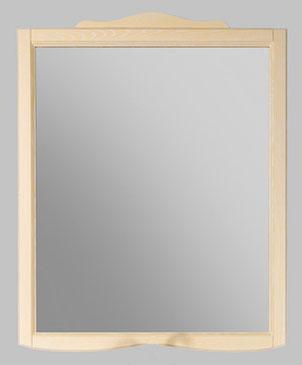Зеркало Tiffany 364 avorio decape, 92*116 см, цвет слоновая кость Avorio decape