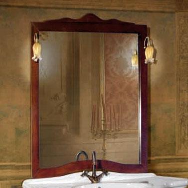 Зеркало Tiffany Ferrara/Armony 322/C noce, 105*112 см, цвет Noce