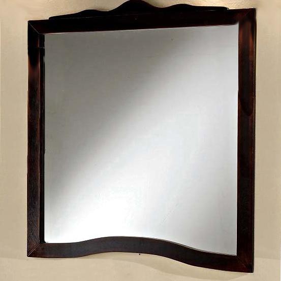 Зеркало Tiffany Ferrara/Armony 322/C ti moka, 105*112 см, цвет Tinta moka
