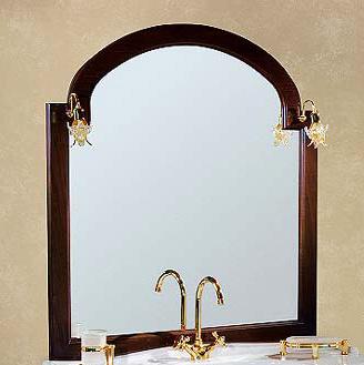 Зеркало Tiffany Victory 322noce, 105*115 см, цвет Noce