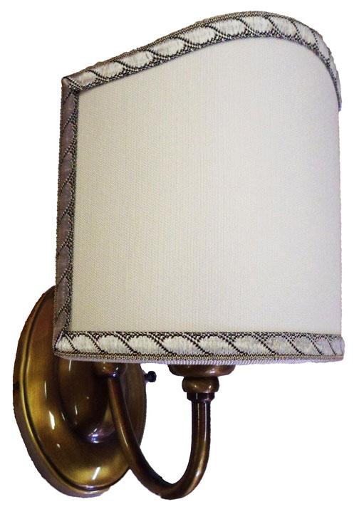 Светильник Tiffany 1328br, цвет бронза
