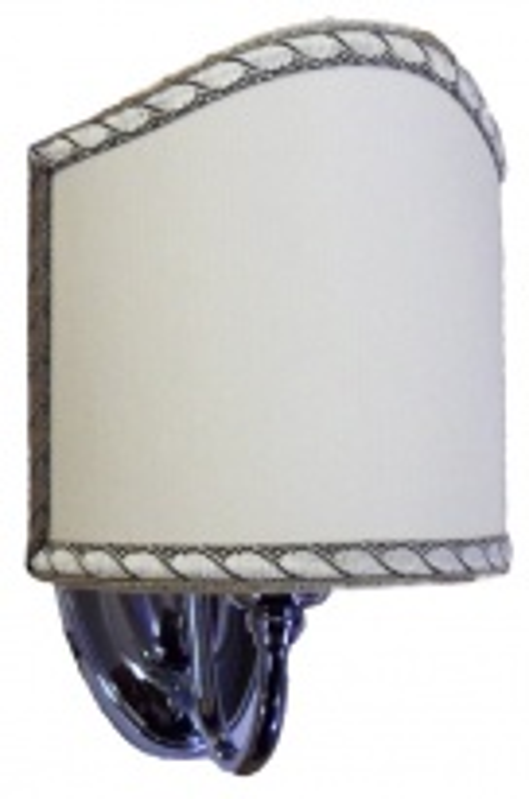 Светильник Tiffany 1328cr, цвет хром