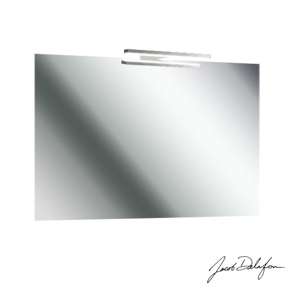 Зеркало Jacob Delafon Lignum EB1263-P6, цвет - натуральный дуб, 105*65 см