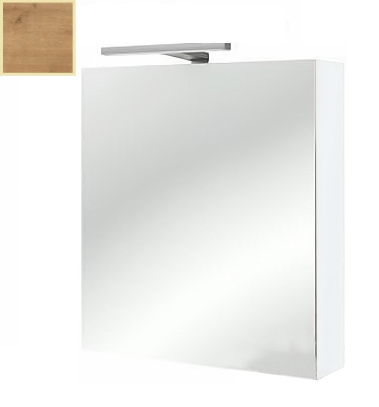 Зеркальный шкаф Jacob Delafon Rythmik EB795D-E70 цвет арлингтонгский дуб