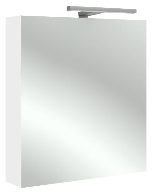 Зеркальный шкаф Jacob Delafon Rythmik EB795D-G1C цвет Белый Бриллиант