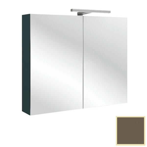 Зеркальный шкаф Jacob Delafon Rythmik арт. EB796-G80 цвет Светло- коричневый