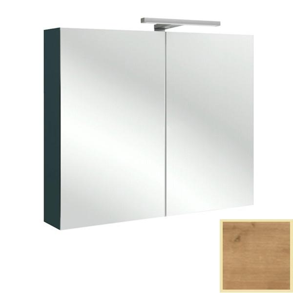 Зеркальный шкаф Jacob Delafon Rythmik арт. EB796-E70 цвет Арлингтонгский Дуб