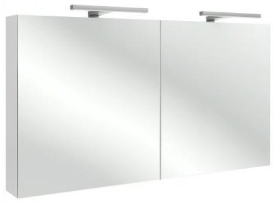 Зеркальный шкаф Jacob Delafon Rythmik арт. EB798-G1C цвет Белый Бриллиант